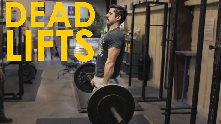 Mark Rippetoe shows me how to perform the deadlift. We talk about proper form, using an alternate grip, and whether you should drop the weight.