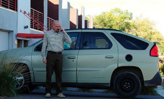 Breaking Bad auction: Own Walter White's Aztek