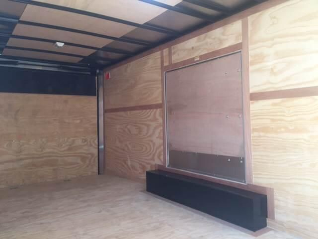 2017 Continental Cargo 8.5 X 24 TANDEM AXLE ENCLOSED CAR HAULER TRAILER | Countryside Trailer Sales -Trailers For Sale Trailers for Rent Trailer Repair service Storage Facility Trailer Dealer Spring Texas Dealer Flatbed, Gooseneck, Utility, Dump, Cargo, and Specialty