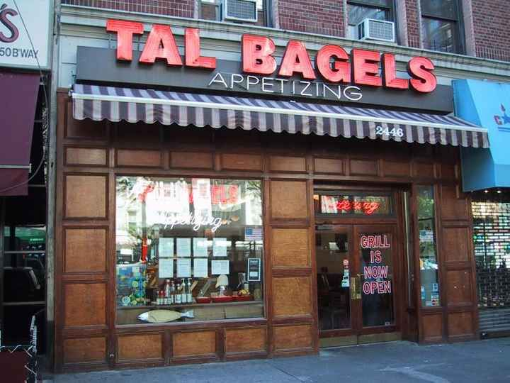 Tal Bagels - Delicious Jewish deli, HIGHLY recommended for a deli you can count on