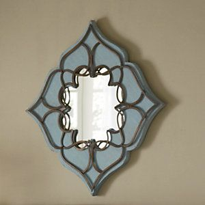 Candice Mirror from Country Door Catalog, love the shape but color is wrong....mdb