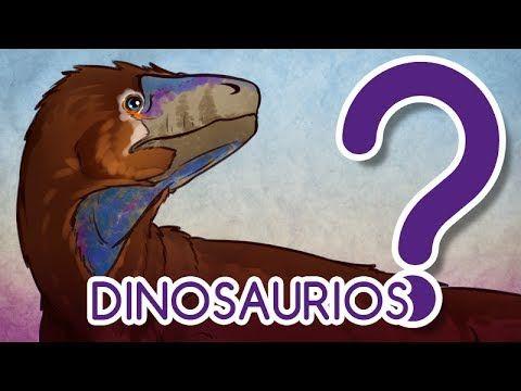 ¡Dinosaurios! ¿Cómo sabemos qué apariencia tenían? - CuriosaMente 76 - YouTube