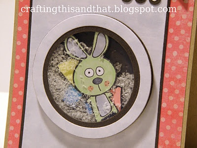 crafting this and that: Knuffle Bunny
