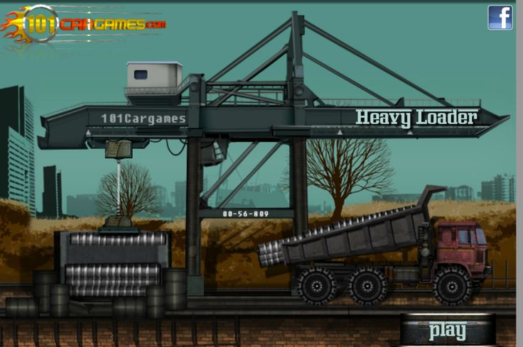 Would you like to play an exciting driving game? Then play #HeavyLoader  #drivinggames #games