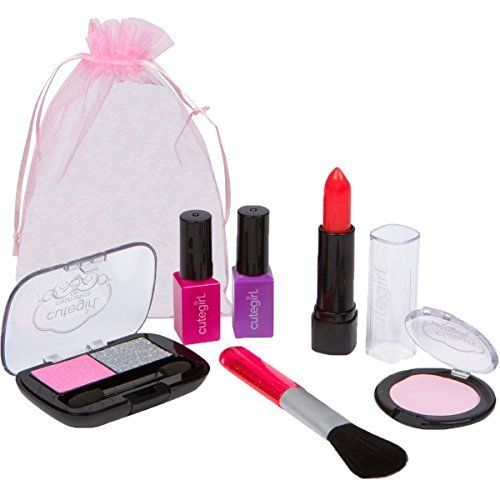 Makeup Set For Children by Glamour Girl - Pretend Play Make up Kit - Great For Little Girls & Kids