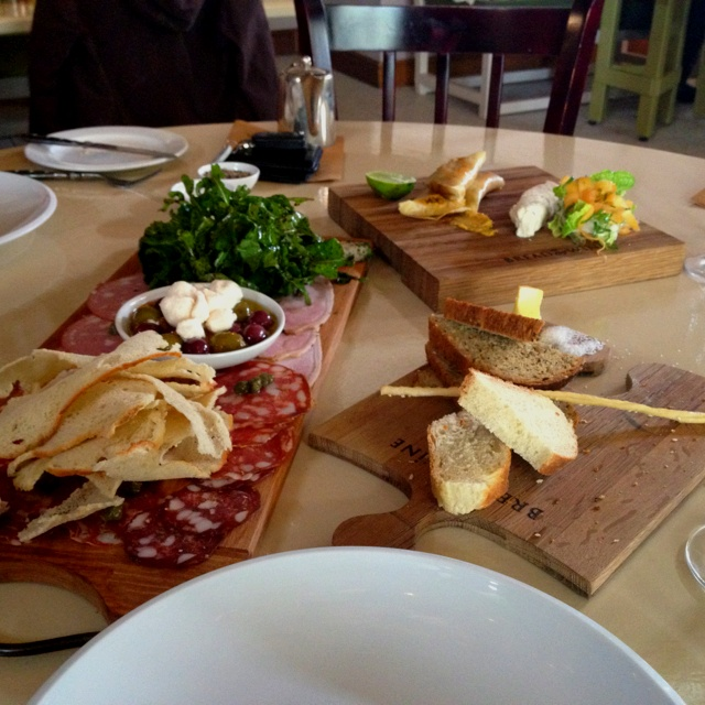 Bread and Wine in Franshoek, Cape Town, South Africa