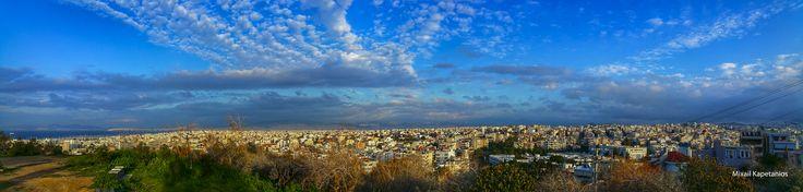Πανόραμα Αθήνας....