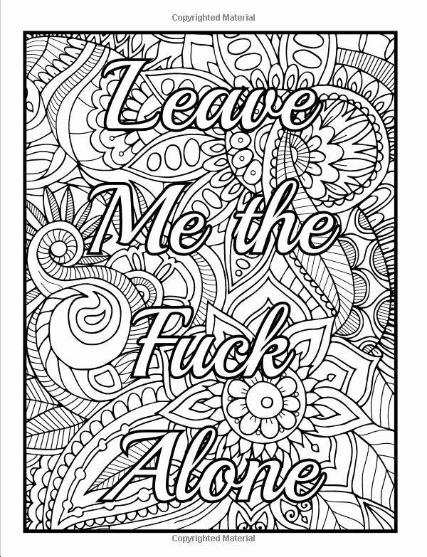 Bad Word Coloring Pages : coloring, pages, Coloring, Books