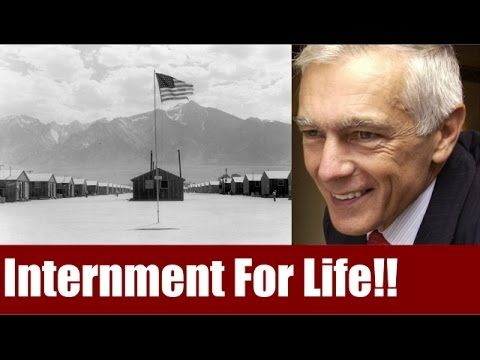 "7/19/2015:infowars.com.. Wesley Clark calls for interning""disloyal""Americans, he advocates rounding up ""radicalized""&""disloyal"" Americans & putting them in internment camps for the ""duration""of the war on terror.Clark reveals the mind set of the upper echelon of govt. Those who disagree with the govt are now to be rounded up & shut-up indefinitely in political internment camps.(Remember Obama saying if you hear of dissenter of govt tell them,So seems we need to start practicing""Hiel…"