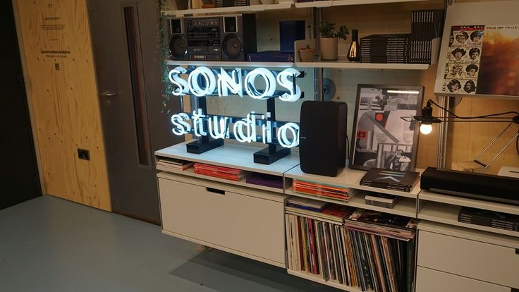 Sonos Studio workshop and Play:5 review