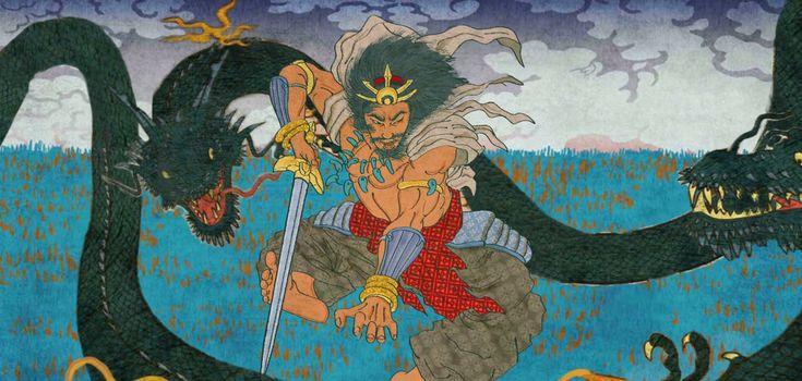 神話は私たちの祖先が大切にし、受け継いできた「価値観」