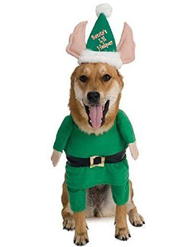 Rubie's Santa's Little Helper Elf Pet Costume, Medium Rub... https://www.amazon.com/dp/B002FK5YVS/ref=cm_sw_r_pi_dp_x_l1YTybJW8MFQJ