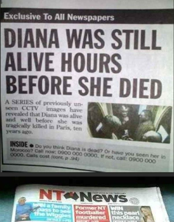 Funny News Headlines To Brighten Up Your Day http://ibeebz.com