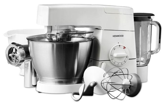 Kenwood - Kenwood koekkenmaskine #inspirationdk #baking #bagning