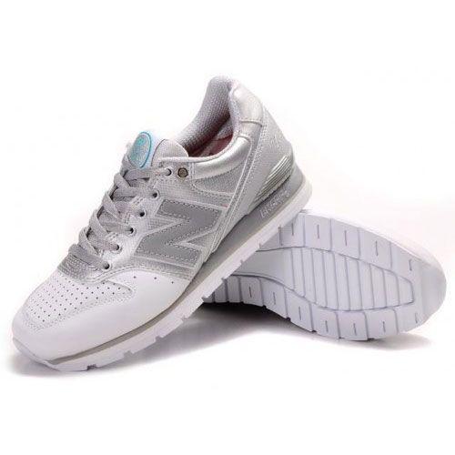 New Balance Gainsboro/Vit Herr Sneakers