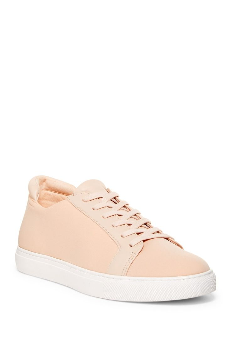 Super cute Kenneth Cole New York Neutral Kam Sneakers