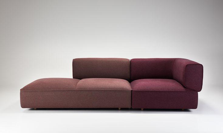 POFF modular sofa system  by WON