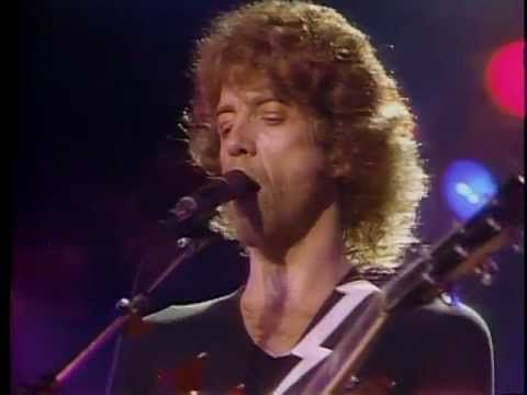 Bob Welch with Stevie Nicks - Ebony Eyes (Live From The Roxy 1981) - YouTube