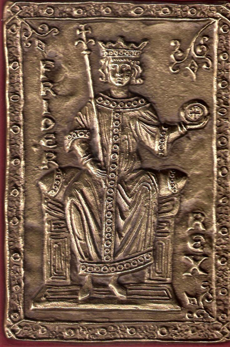 Federico II di Svevia particolare della copertina