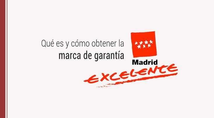La certificación Madrid Excelente es un estupendo modo de demostrar a la sociedad el compromiso que una compañía tiene con los estándares de calidad.