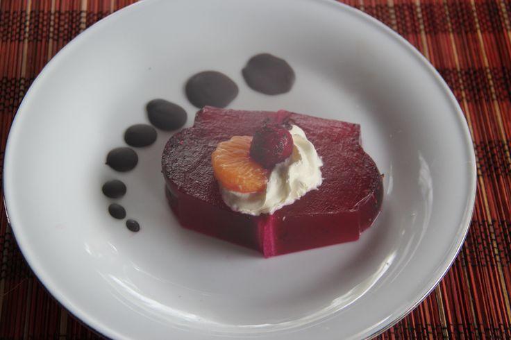 Puding Sido Tresno...At Tembi Rumah Budaya..February Food Promo