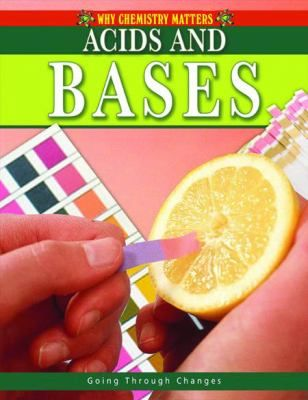 Acid-base chemistry -- What is pH? -- pH indicators -- Properties of acids -- Properties of bases -- What is a buffer? -- Common acids -- Acids in our bodies -- Environmental acids -- How we use bases -- Chemical reactions.
