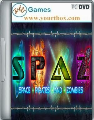 Space Pirate and Zombies Game - FREE DOWNLOAD - Free Full Version PC Games and Softwares