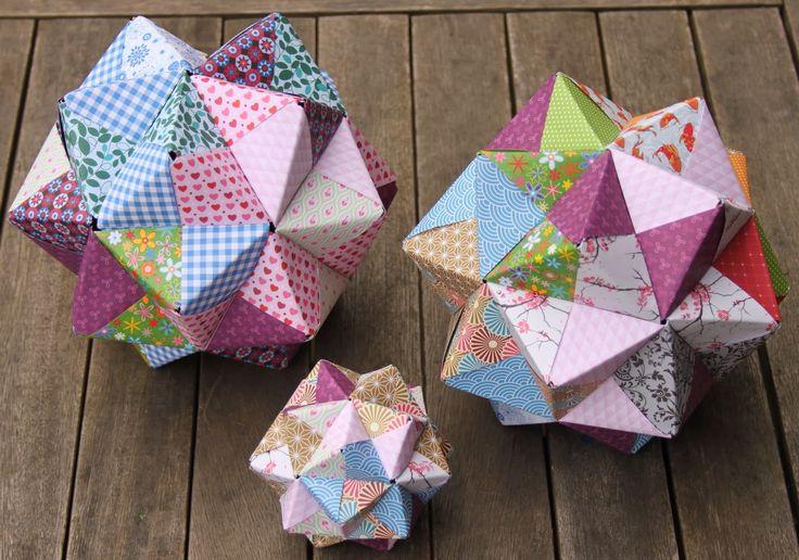 die besten 17 ideen zu papierkugeln auf pinterest origami ball papier pompons und papierrosen. Black Bedroom Furniture Sets. Home Design Ideas