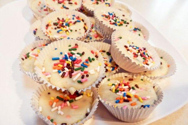 Hunger Alert: Funfetti Cake Batter Fudge   Brit + Co.