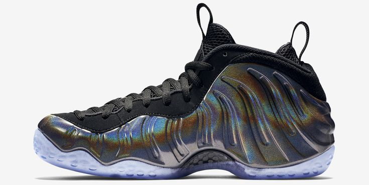 Hologram Nike Foamposite Release Date | Sole Collector