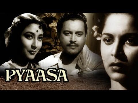 pyaasa - Guru Dutt