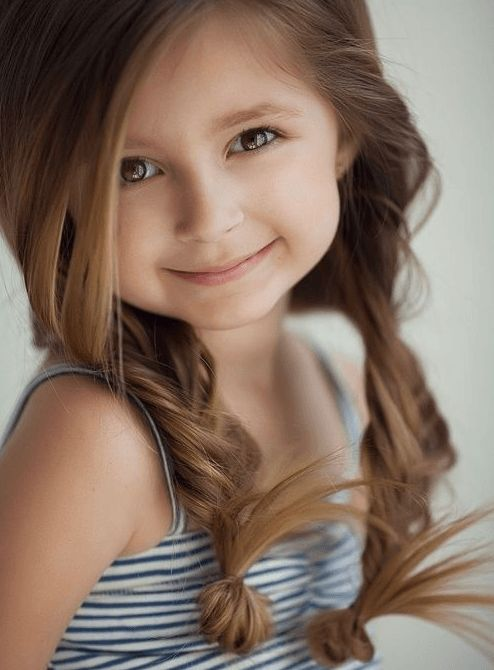 Bet Your Hair Wasn't This Cool In Kindergarten! Awesome Hair Styles For Little Girls • Page 5 of 11 • BoredBug