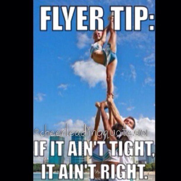 I cant base or back a flyer that doesnt do her job