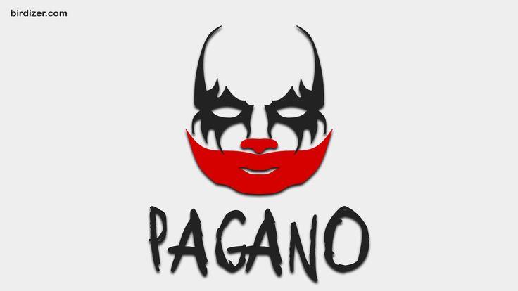 Pagano máscara wallpaper