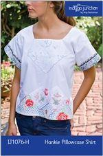 Hankie Pillowcase Shirt Download PDF