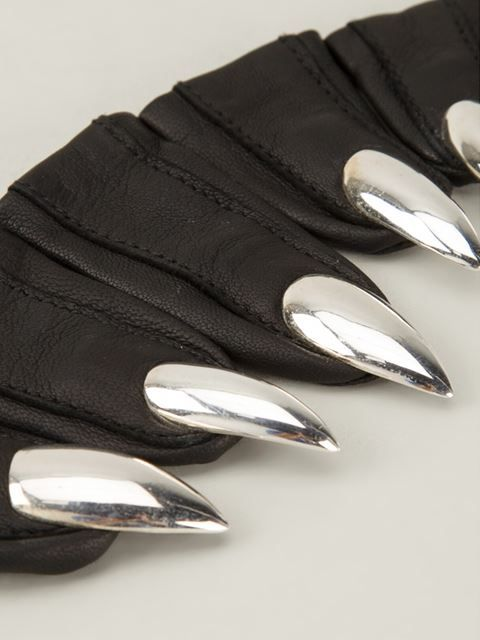 Shop Majesty Black nail covers in ODD. from the world's best independent boutiques at farfetch.com. Shop 300 boutiques at one address.