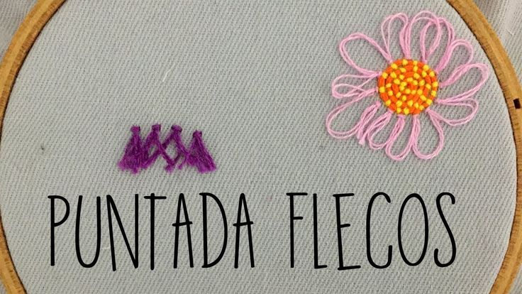 Puntada Flecos