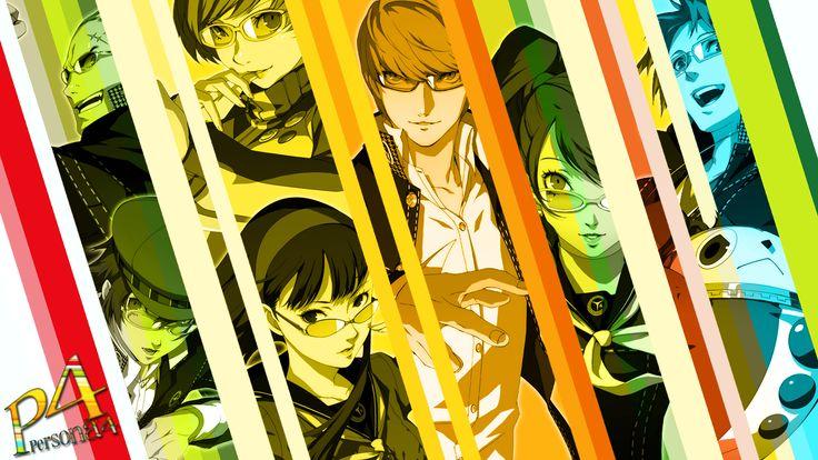 Persona 4 Wallpapers - WallpaperSafari