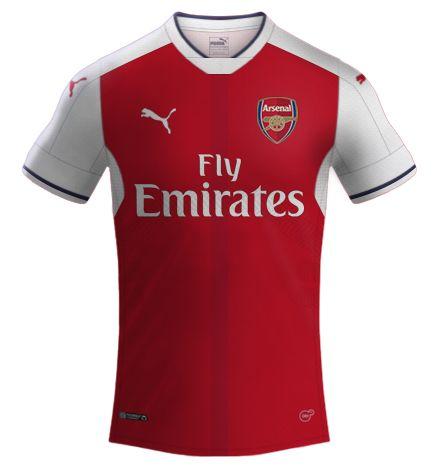 ARSENAL PUMA 2016/2017 | LK Camisas