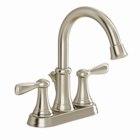 American Standard Marquette Two Handle Bathroom Faucet In
