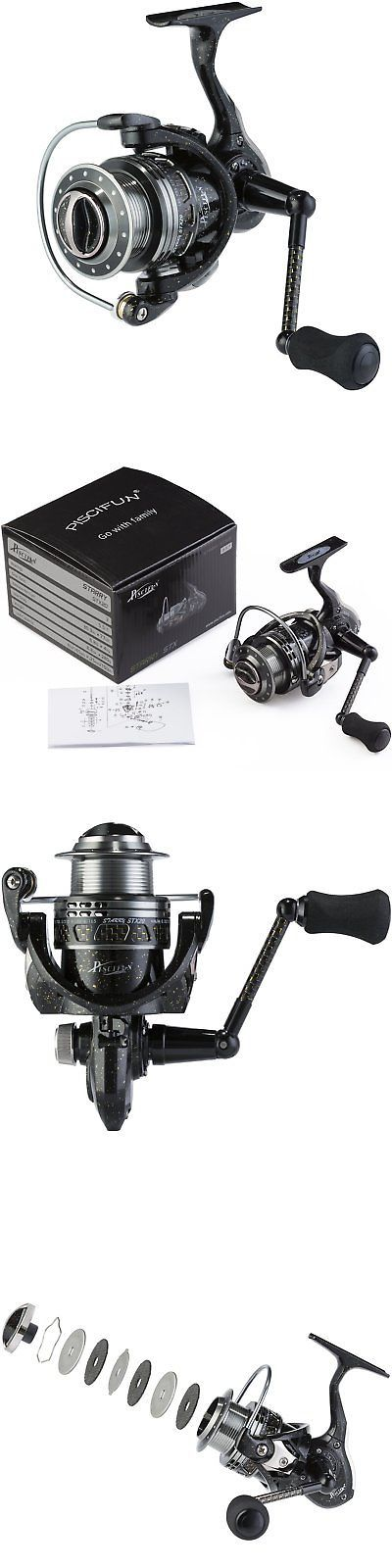 Books and Video 62155: Piscifun Starry Spinning Reel Light Smooth Powerful Carbon Fiber Drag System -> BUY IT NOW ONLY: $38.86 on eBay!