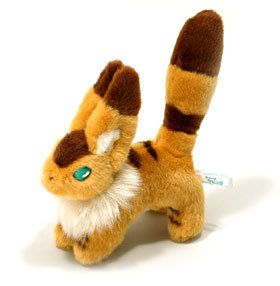 Teto plushy! The very tips of his ears & his tail should be fluffier like his neck.