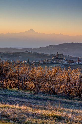 Serralunga d'Alba, Piemonte, Italy