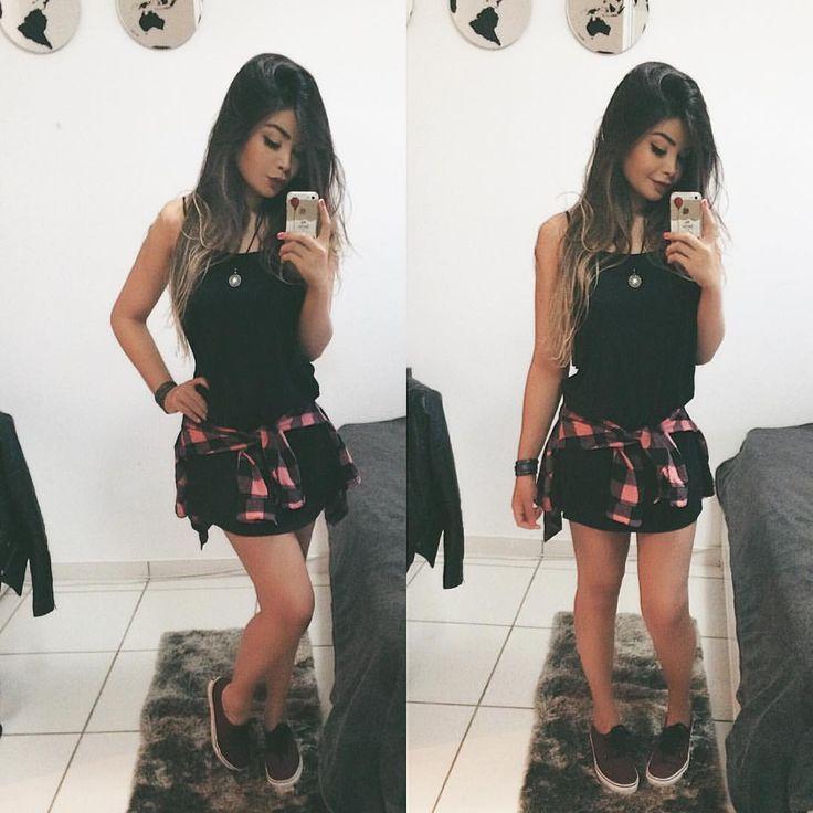 """Amanda Hummer ❥ no Instagram: """"De hoje, com esse vestidinho lindo da @isabelamatte.. ❤️"""""""
