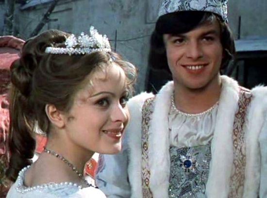 Tři oříšky pro Popelku - Three hazelnuts for Cinderella