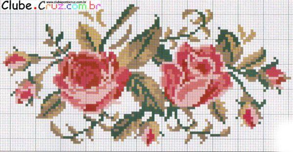 Knitting Embroidery Bordado : Melhores imagens de cross stich knitting crochet