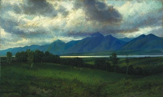"""Homer Watson:  """"Down in the Laurentides"""""""