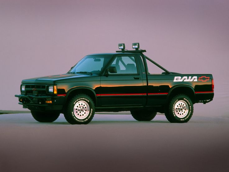 1989 Chevrolet S-10 Baja Regular Cab pickup
