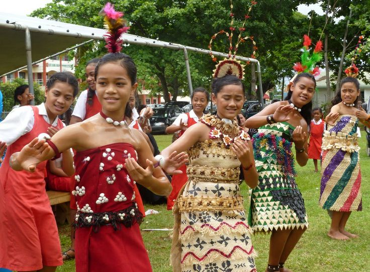 Tongan Culture | Tonga's traditional culture lives on.