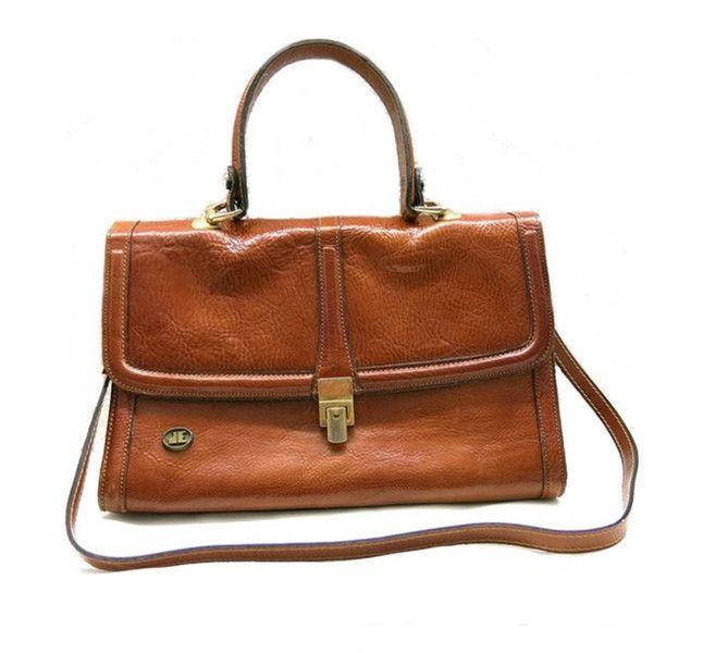 Vintage Handtaschen - Vintage Schultertasche 70er Jahre - ein Designerstück von nippes-und-mehr bei DaWanda